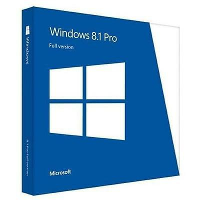 Microsoft  Windows 8.1 Pro  Full Product Key Instant Download URL ISO