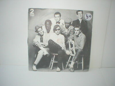 """The Specials - Do Nothing / Maggie's Farm -  7"""" Single - 1980"""
