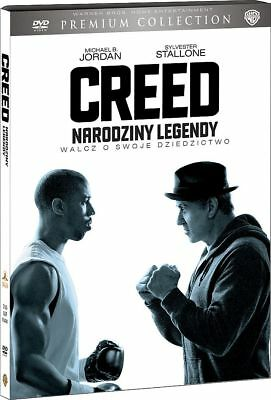 Creed: Narodziny Legendy (Creed) - Dvd