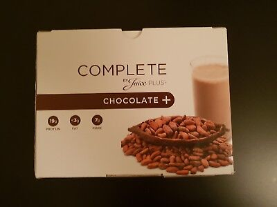 Complete by Juice PLUS+ Box of 15 Chocolate Single Sachets