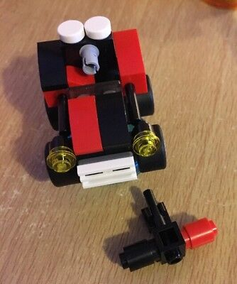 Lego Dimensions Quinn-mobile Disc And Lego