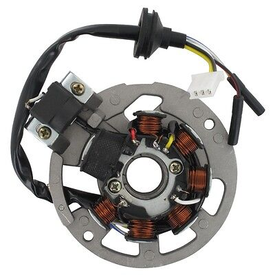 Alternator with Pick-Up and 5 Cable Saro Sport 704267 SI XFP 50 cc 2T 1E40QMB