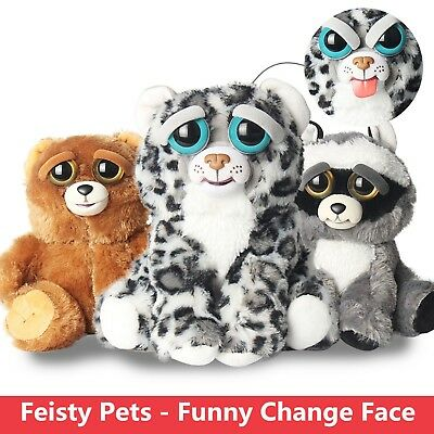 Transforming Pet Plushie Toys Best Gift for Kids