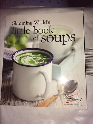 Slimming World Little Book Of Soups