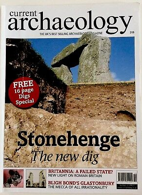 Current Archaeology Number 219