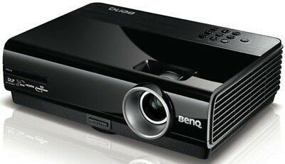 High End HDTV BenQ 2.500 AnsiLumen Beamer 3.000:1 Kontrast, HDMI, FULL HD komp.