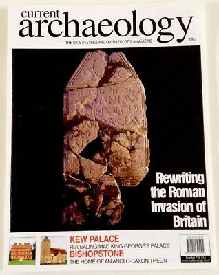 Current Archaeology Number 196