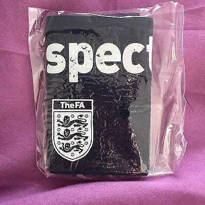 *NEW/UNUSED* Official FA Respect Football Soccer Captain's Armband