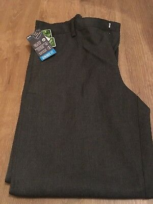 Brand new boys bhs generous fit school trousers. 10 years