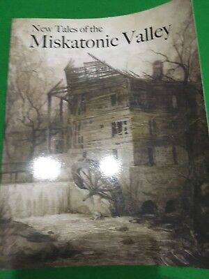 New Tales Of The Miskatonic Valley For Call Of Cthulhu RPG