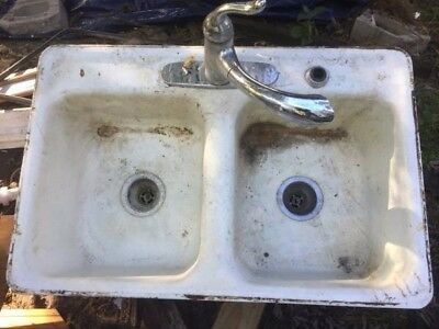 1940 american standard antique cast iron sink