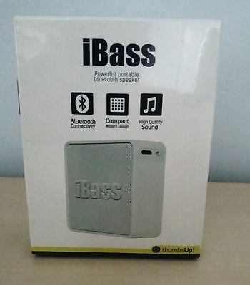 iBass - Powerful Portable Bluetooth Speaker