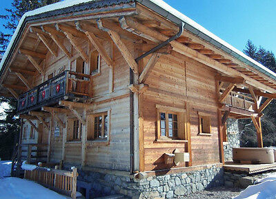 Luxury Chalet Morzine - Ski and Snowboard catered chalet