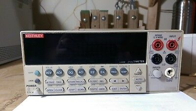 keithley 2000 #1