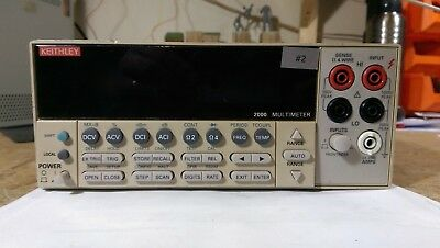 keithley 2000 #2