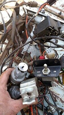 1968 Ford used wiring harness F100 250 350 1968