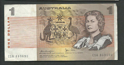 Australia 1979 1 Dollar P 42c Circulated