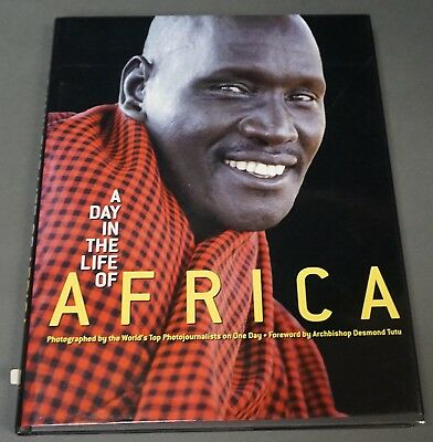 Book: A Day in the Life of Africa,  Photos by World's Top Photographers