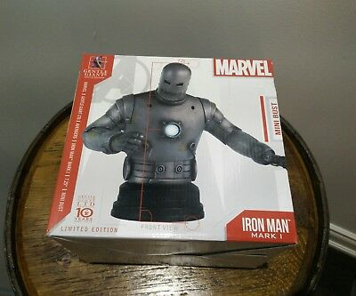 Gentle Giant Iron Man Marvel Comic Version bust limited edition 171/520