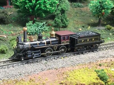 N Scale Old Time PRR Steam Locomotive