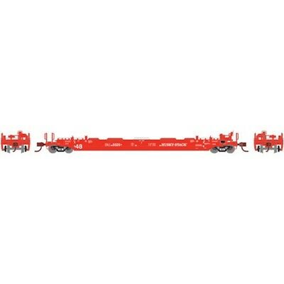 Athearn ATH12387 N Scale Rolling Stock Husky Stack CRLE #5525