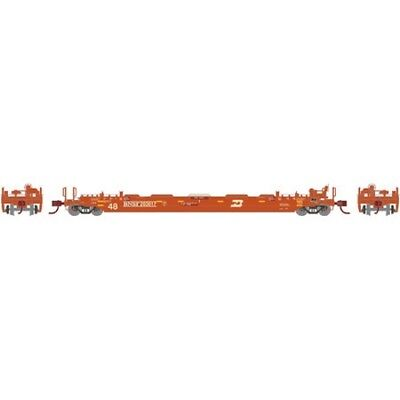 Athearn ATH12384 N Scale Rolling Stock Husky Stack BNSF #203017