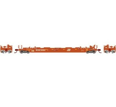 Athearn ATH12382 N Scale Rolling Stock Husky Stack BNSF #203004
