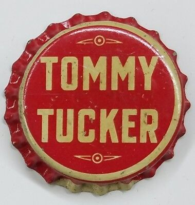 TOMMY TUCKER PITTS, PA Soda Bottle Cap Crown UNUSED CORK Caps from COLLECTION