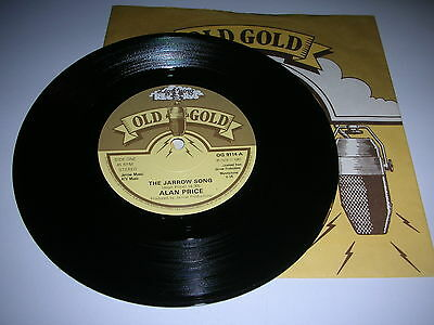 Alan Price - The Jarrow Song / Look At My Face