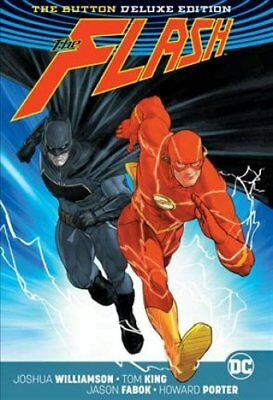 Batman/The Flash The Button Deluxe Edition (International Version) by Tom...