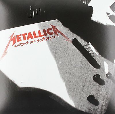 Metallica Lords Of Summer 12""