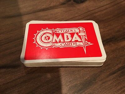 Trumps Style Game - Citadel Combat Cards War Hammer36 Cards