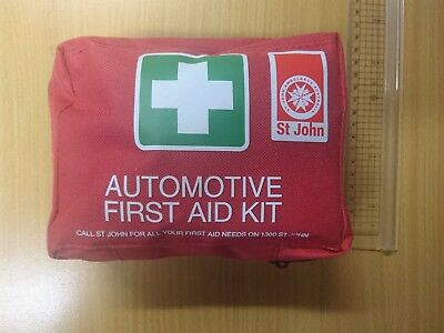 St Johns Ambulance First Aid Kit UNUSED