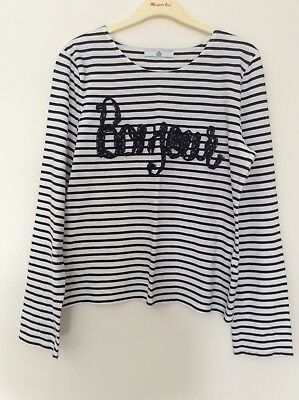 M&S girls top aged 12-13 years BNWOT