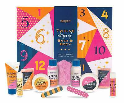 12 Days of Bath & Body Beauty Advent Calendar