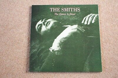 The Smiths The Queen Is Dead gatefold sleeve Rhino release Mint 180g vinyl