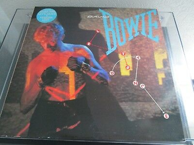 David Bowie Lets Dance Vinyl Lp Excellent