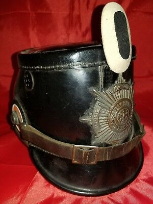 Prussian Enlisted Guard Shako