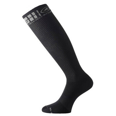2 pairs assos recovery compression  cycling socks