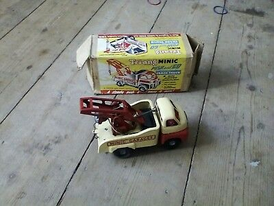 vintage tri-ang crasg truck diecast collector s excellent condition