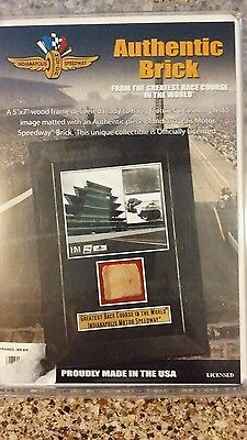 Brick From the Brickyard - Indy 500 - Limited Edition