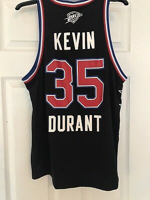 Kevin Durant NBA All Star West 2015 Jersey