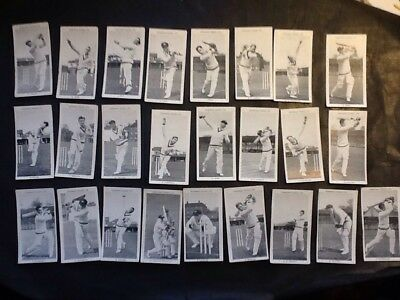 Mornflake, Test Cricketers card set 1953