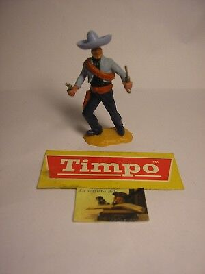 Soldatino Toy soldier Timpo Messicano scala 1:32