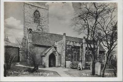 York - Holy Trinity Church, Goodramgate - postcard c.1905-10