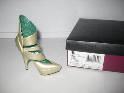 Just the Right Shoe by Raine Hard Drive 25392 Complete COA Willitts