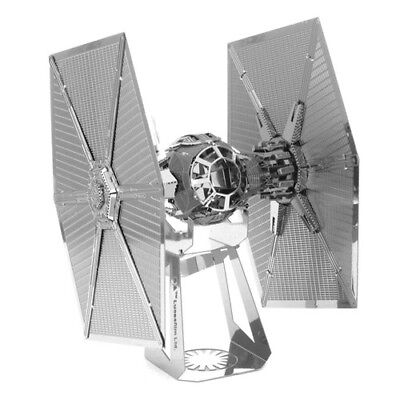 Star Wars Tie Fighter Metallic Puzzle Metal Educational Jigsaw Puzzle Toy