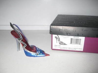 Just the Right Shoe by Raine Zap 2 It! 805576 Complete COA Department 56