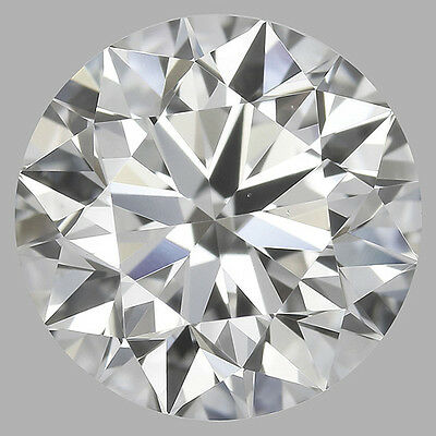 1.50 carat Loose Round Diamond w/ GIA certificate G color SI1 Excellent cut