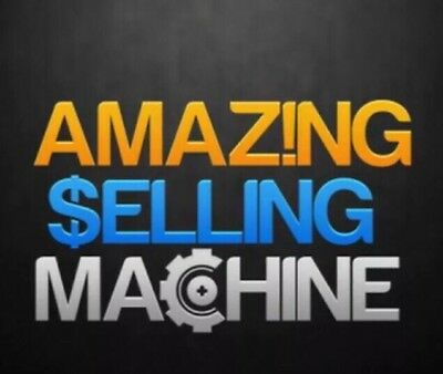 Amazing Selling Machine 7 ASM Amazon FBA Seller Mastery Course Marketing Program